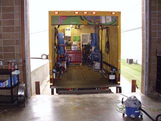 Central Spray Systems - Custom Box Truck